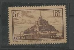 258  MONT SAINT MICHEL   Luxe Sans Ch    (clasfdcroug) - Ohne Zuordnung