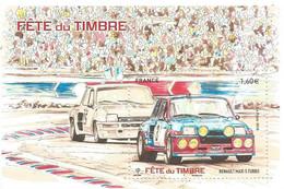 Fete Du Timbre Sans Gomme  (clasfdcroug) - Used