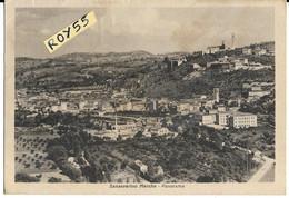 Marche-macerata-s.severino Marche Panorama Veduta Panoramica S.severino Fine Anni 40 - Other Cities