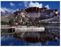(LL 9 B)  China - Tibet Potala Palace - Tibet