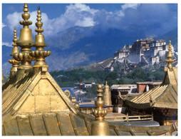 (LL 9 B)  China - Tibet Dazhan Temple - Tibet