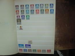 PAYS-BAS+BELGIQUE A RECLASSER MAJORITES OBLITERES (RH.78) 800 Grammes - Verzamelingen (in Albums)