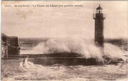 61la 1038 CPA - SAINT BRIEUC - LE PHARE DU LEGUE - Saint-Brieuc
