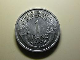 France 1 Franc 1957 B - H. 1 Franc