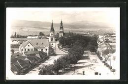 AK Zvolen, Totale Aus Der Vogelschau - Slovakia