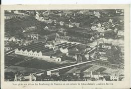 NANTES - Vue Prise En Avion De La Chocolaterie AMIEUX FRERES - Nantes