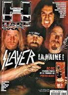 Rare Revue H Hard Rock AC/DC N°69 Avec Poster Géant Du Concert D'AC/DC Au Stade De France 2001 - Musica