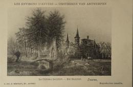 Deurne (Antwerpen) Chateau Gallifort Ca 1900 Uitg. Hermans No 100 - Antwerpen
