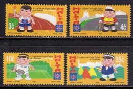 MALTA 1993 GAMES OF SMALL STATES OD EUROPE 5th GIOCHI DEI PICCOLI STATI COMPLETE SET SERIE COMPLETA MNH - Malta