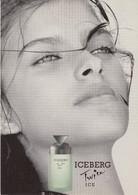 CARTOLINA PUBBLICITA' ADVERTISING CITRUS N°0131 - EDIZIONE LIMITATA - ICEBERG - Advertising