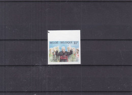 Religieux - Belgique - COB 2068 ** - NON Dentelé - Cardinal Cardijn - Valeur 10,00 Euros - - Christianity
