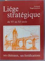 Liège Stratégique Du VIe Au XIe Siècle - History