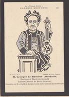 Bretagne / Personnalité / Georges Le Rumeur, Barde Mathaliz, Horloger Du Gorsed, Auteurs De Sonnets - Unclassified