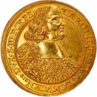Monnaie, Liechtenstein, Carl Von Lichtenstein, 10 Ducat, 1976, Rare, SPL, Or - Liechtenstein