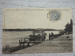 CPA (44) Loire Atlantique - LA CHAPELLE SUR ERDRE - Environs De NANTES - L'embarcadère De La Grimaudière - Other Municipalities