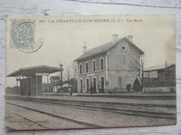 CPA (44) Loire Atlantique - LA CHAPELLE SUR ERDRE - La Gare - Other Municipalities