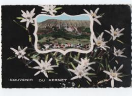 Le Vernet  1961 _ 1962  Lot 3 Cartes - Otros Municipios