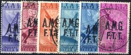 O 1947, Sass. A7/12 - Non Classificati
