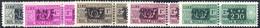 ** 1947, Serie Completa Di 12 Valori Integri, Sass. 1-12 - Non Classificati
