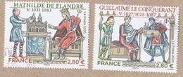 FRANCE 2020 TIMBRE ISSU DU BLOC F5455 Les GRANDES HEURES De L'HISTOIRE GUILLAUME LE CONQUERANT Timbre OBLITERE - Used Stamps