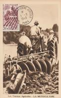 Les Travaux Agricoles - LA MOTOCULTURE - 1940-49