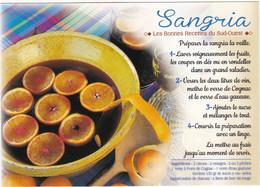 SANGRIA : Gastronomie  Du PAYS BASQUE    ; EDIT:  JACK   N° 9890  (neuve) - Recipes (cooking)