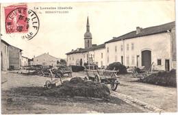 FR54 REHAINVILLERS -  Intérieur Du Village - Belle - Other Municipalities