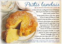 PASTIS LANDAIS  : Gastronomie  Des LANDES ; EDIT:  JACK   N° 8751  (neuve) - Recipes (cooking)