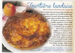 TOURTIERE  LANDAISE  : Gastronomie  Des LANDES ; EDIT:  JACK   N° 8771  (neuve) - Recipes (cooking)