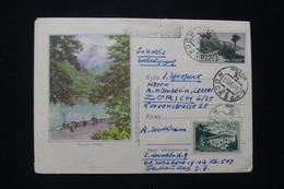 U.R.S.S. - Enveloppe De Moscou Pour La Suisse En 1955 - L 92347 - Covers & Documents