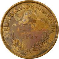 Monnaie, Nicaragua, Cordoba, 1987, TB+, Aluminum-Bronze, KM:59 - Nicaragua