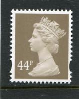 GREAT BRITAIN - 1999  MACHIN  44p  DLR  MINT NH  SG Y1719 - Série 'Machin'