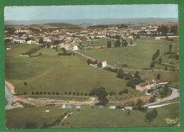 43 - Haute Loire - St Didier En Velay - Vue Aerienne Piscine Et Camping - Saint - Saint Didier En Velay