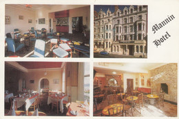 DOUGLAS , Isle Of Man , 1984 ; Mannin Private Hotel - Isola Di Man (dell'uomo)