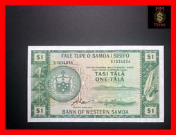 SAMOA - WESTERN SAMOA  1 Tala 1967 Official Bank Reprint 2020  P. 16  UNC - Samoa