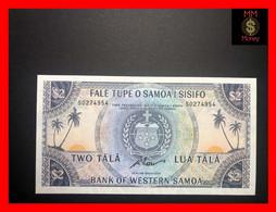 SAMOA - WESTERN SAMOA  2 Tala  1967 Official Bank Reprint 2020   P. 17  UNC - Samoa