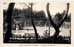 56 CARNAC-PLAGE - Le Tennis St-Martin - Carnac