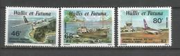 Timbre Wallis & Futuna  Neuf **  P-a   N 89 / 91   Sauf  N 89  Gomme Tropical - Ungebraucht