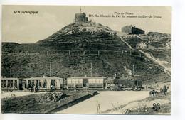 63 PUY De DOME Sommet Petit Train Chemin De Fer 1923 écrite - L'Auvergne Num 119 MTIL     /D17-2017 - Sin Clasificación
