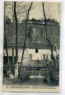 77 CHATEAU LANDON Plutot Rare Anim Le Moulin De La TABARDERIE 1910- Edit Z Caillat   /D17 -2017 - Chateau Landon