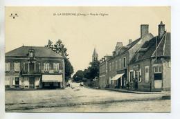 18 LA GUERCHE Sur L'AUBOIS Commerce Patisserie Cuisine Rue De L'Eglise Place 1915 écrite Du Village - 49 EMB  /D18-S2017 - La Guerche Sur L'Aubois