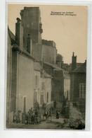 24 MONTIGNAC Carte RARE Villageois Quartier Beynaguet Rue Joubert 1910   D06 2021 - Other Municipalities