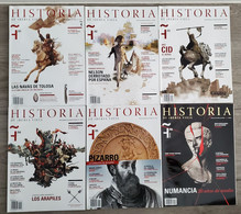 Revista Historia De Iberia Vieja. Los 25 Primeros Números De Esta Prestigiosa Revista. - [4] Themes