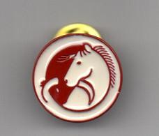 Pin Toro - Caballo Feria De San Miguel  - Bullfighter  - Bull Cheval - Horse Rejoneo (Feria San Miguel Sevilla) - Non Classés