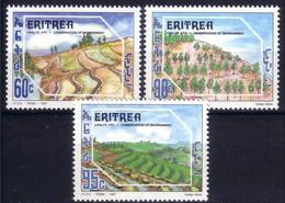Eritrea 1997, Nature Protection, MNH Stamps Set - Eritrea