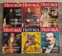 Revista Historia National Geographic Numero 1 - [4] Themes