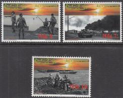 Eritrea 2015, 25th Anniversary Of Operation Fenkil, MNH Stamps Set - Eritrea