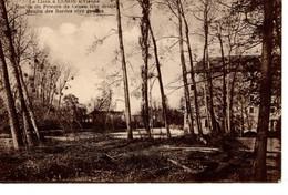 86 Vienne Cenon Sur Vienne Clain Moulin Du Prieure Des Bordes Histoire Patrimoine CPa Batiment Nature Foret - Otros Municipios