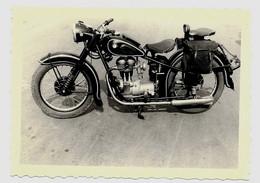 BMW Moto Motor Motorrad Moteur Motorcycle Motorbike 1 Zylinder Cylindre 1952 Photo Foto - Motos