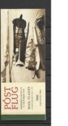 1993 MNH Iceland, Booklet Postfris - Cuadernillos/libretas